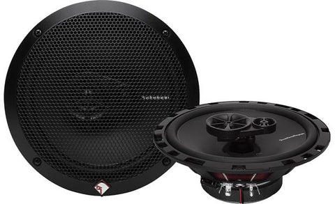 "Rockford Fosgate Prime 6.5"" 3-Way Speakers R165X3"
