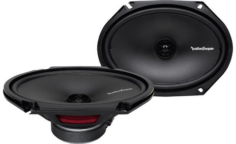 "Rockford Fosgate Prime 6"" x 8"" 2-Way Speakers R168X2"