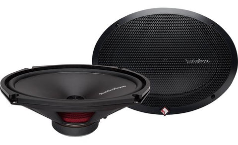 "Rockford Fosgate Prime 6"" x 9"" 2-Way Speakers R169X2"