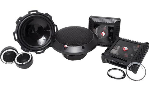 "Rockford Fosgate Power 5.25"" 2-Way Component Speaker System T152-S"