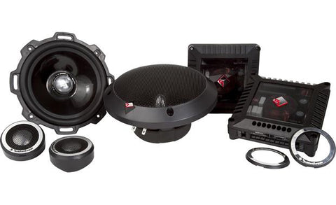 "Rockford Fosgate Power 5.25"" Component Speaker System  T252-S"