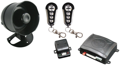 Excalibur Car Alarm Keyless Entry System with Immobilizer Mode EXCAL-500+