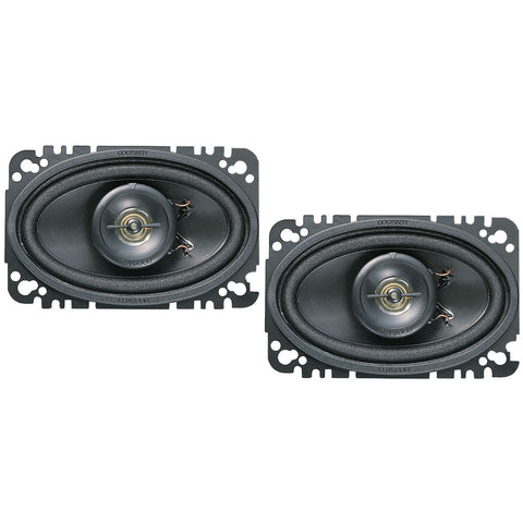 "Kenwood 4"" x 6"" 2-Way Speakers KFC-4675C"