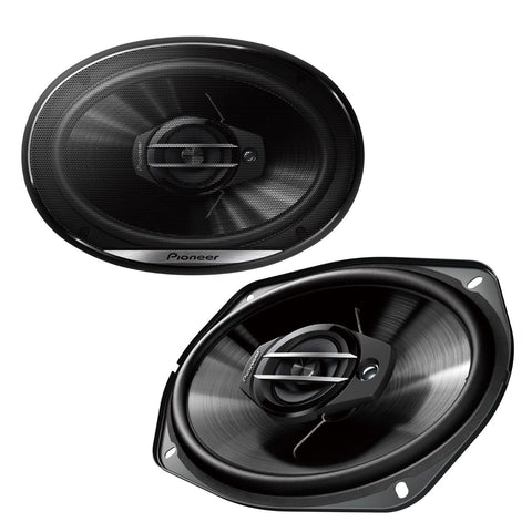 "Pioneer 6"" x 9"" 3-Way Speakers TS-G6930F"