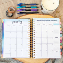 Always Fully Booked 2021 Planner - HORIZONTAL