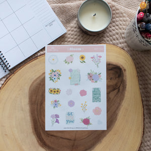 Bloom - Planner Stickers