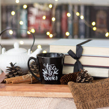 Tea & Books Mug