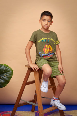 Fruit Gems T-Shirt - Starfruit
