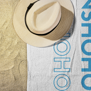 Conshohocken Beach Towel