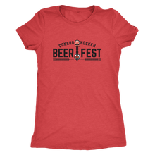 Conshohocken Beer Fest Womens T-Shirt
