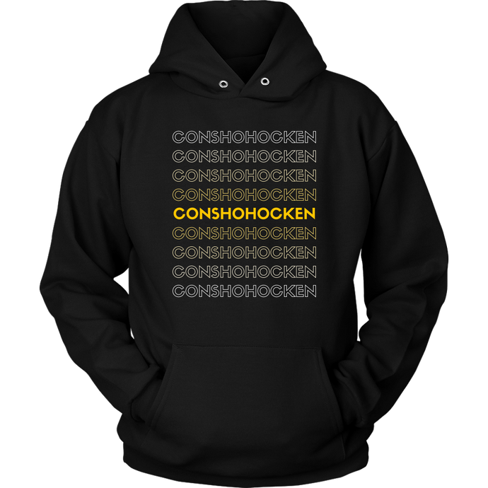 Let Everyone Know Where You Are From Conshohocken!