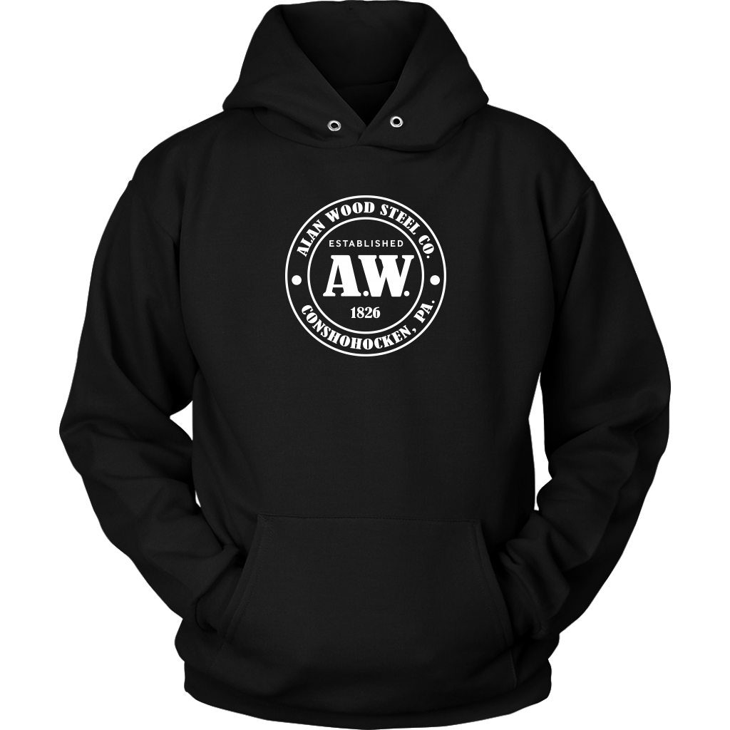 Alan Wood Steel Co. Unisex Hoodie