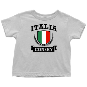 ITALIA Conshy Toddler T-Shirt