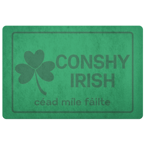Conshy Irish Doormat