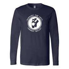 Support The Arts Conshy Ballet Long Sleeve Tee