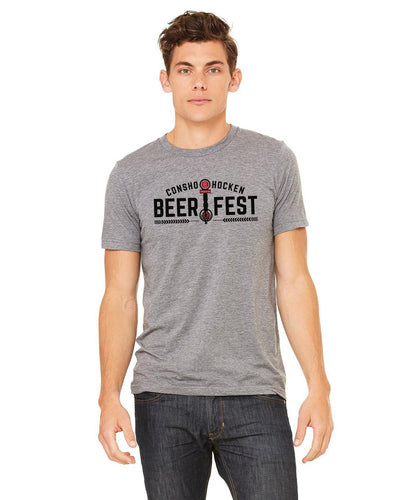 Conshohocken Beer Fest Mens T-Shirt
