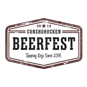 Conshohocken Beerfest 2019 Official Womens Triblend Tshirt