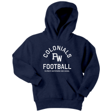 PW Colonials Football Adult and Youth Hoodie