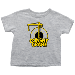 Conshy Crane Toddler T-Shirt