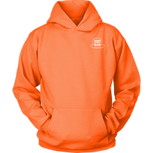 Brown Derby Bar Double Sided Hoodie