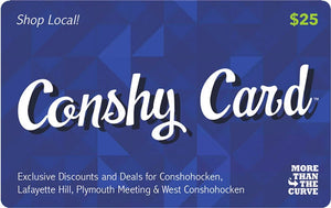 Conshy Card™ 5 Pack