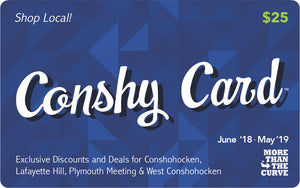 Conshy Card™ 10 Pack