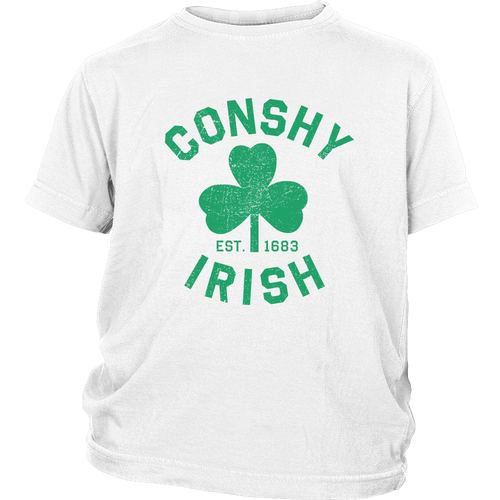 Conshy Irish Youth Shirt