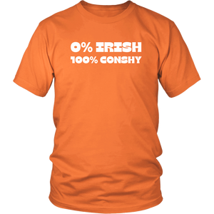 0% Irish, 100% Conshy T-Shirt