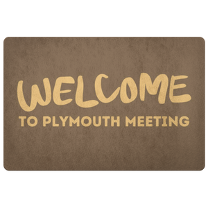 Welcome to Plymouth Meeting
