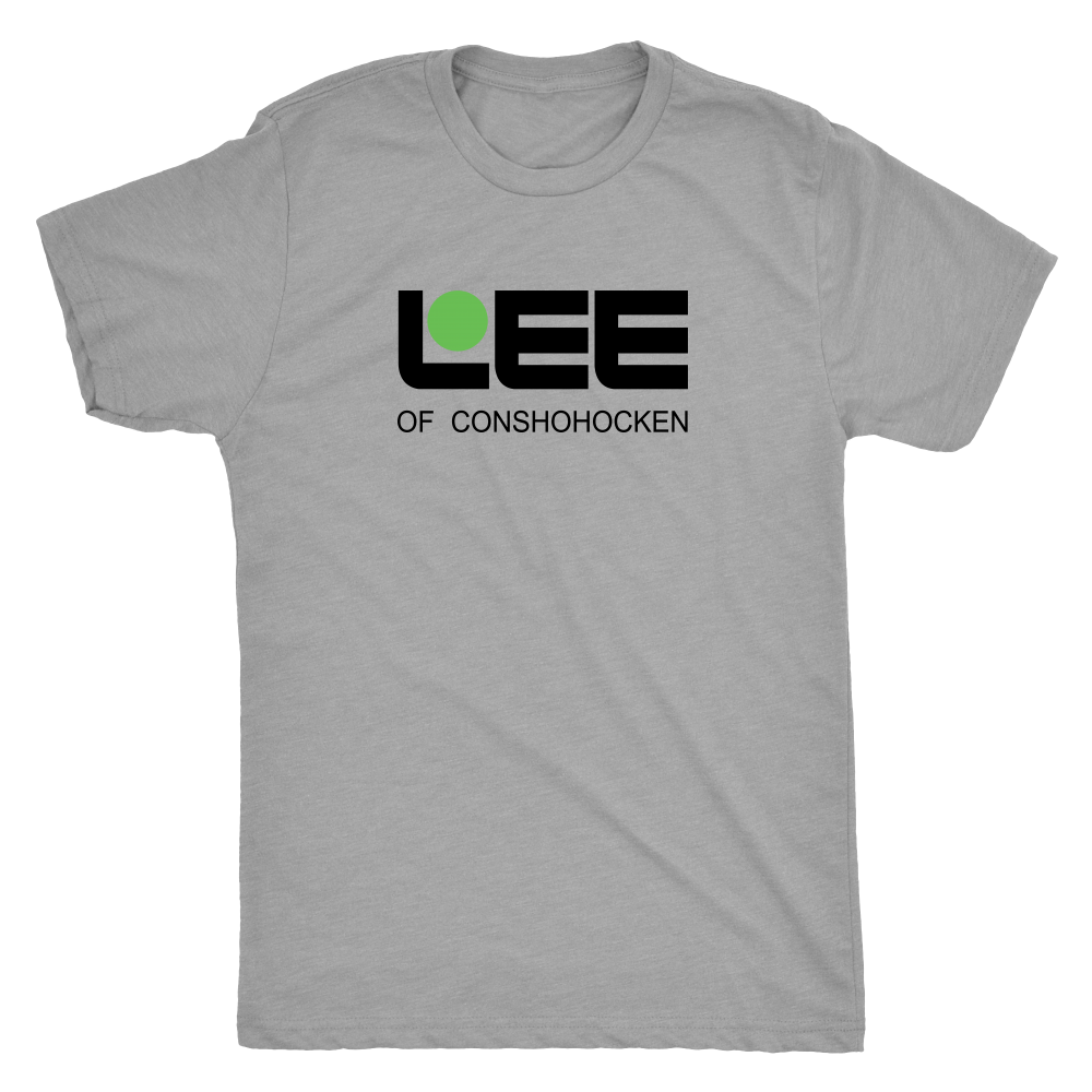 LEE of Conshohocken Mens Triblend T-Shirt