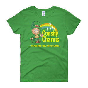 Conshy Charms Women's Short Sleeve T-shirt