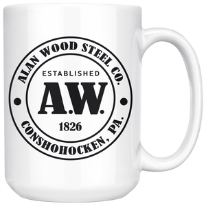 Alan Wood Steel Co. 15oz Mug