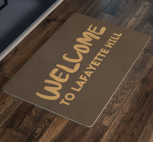 Welcome to Lafayette Hill Doormat!