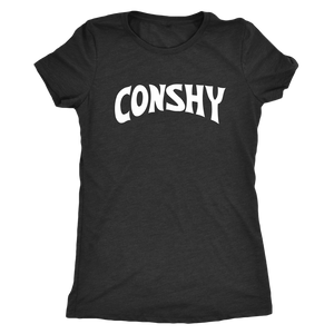 Conshy Superhero Womens Triblend T-Shirt
