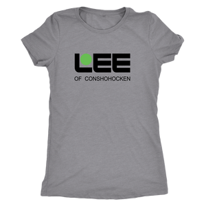 LEE of Conshohocken Womens Triblend T-Shirt