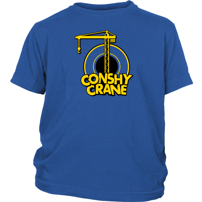 Conshy Crane Youth T-Shirt