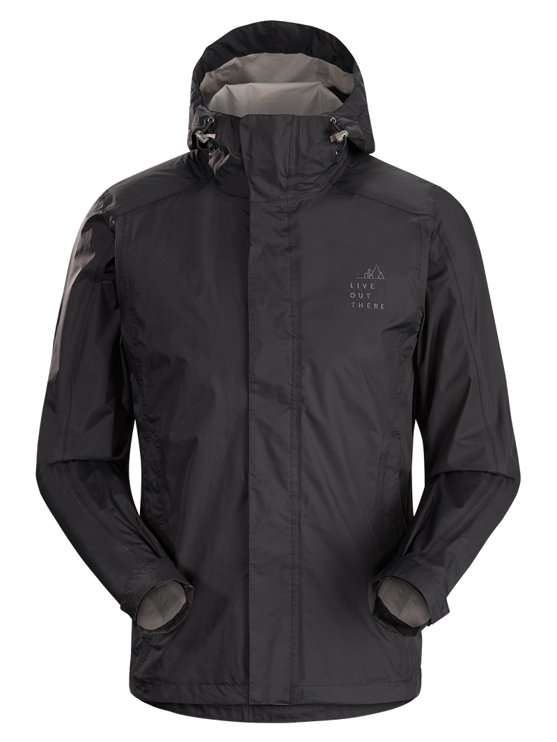 Live Out There Kukui Rain Jacket - Men's