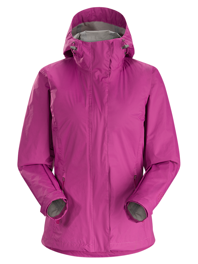 Live Out There - Kukui Rain Jacket - Women's