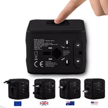 Adaptateur Universel/Chargeur + 4 ports USB