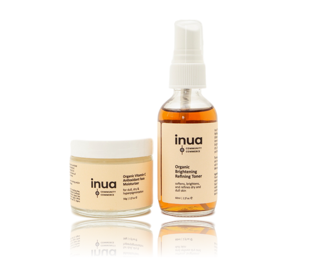 Organic Baobab Treatment Set (Hyperpigmented Skin)