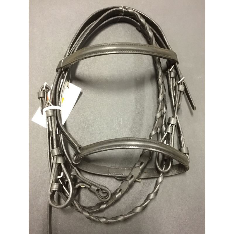 Mini English Bridle with Reins