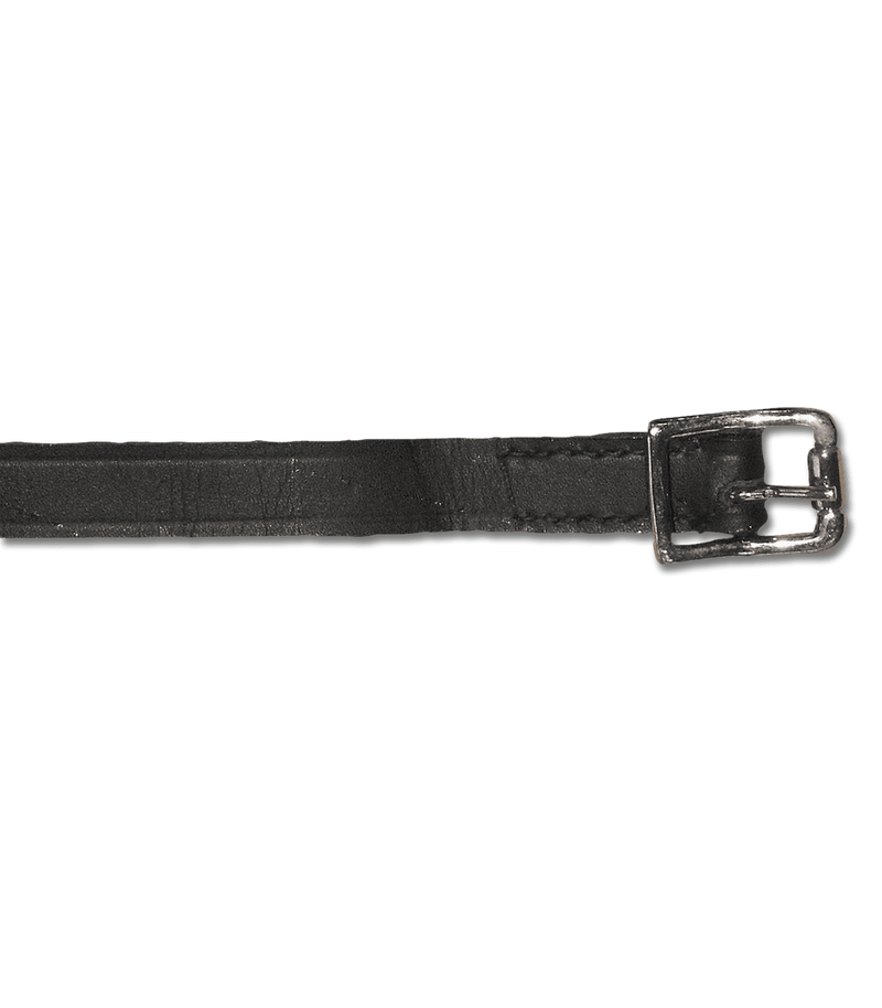 Basic Leather Spur Straps