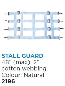 Cotton Stall Guard