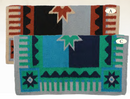 Sierra Straight New Zealand Wool Saddle Blanket