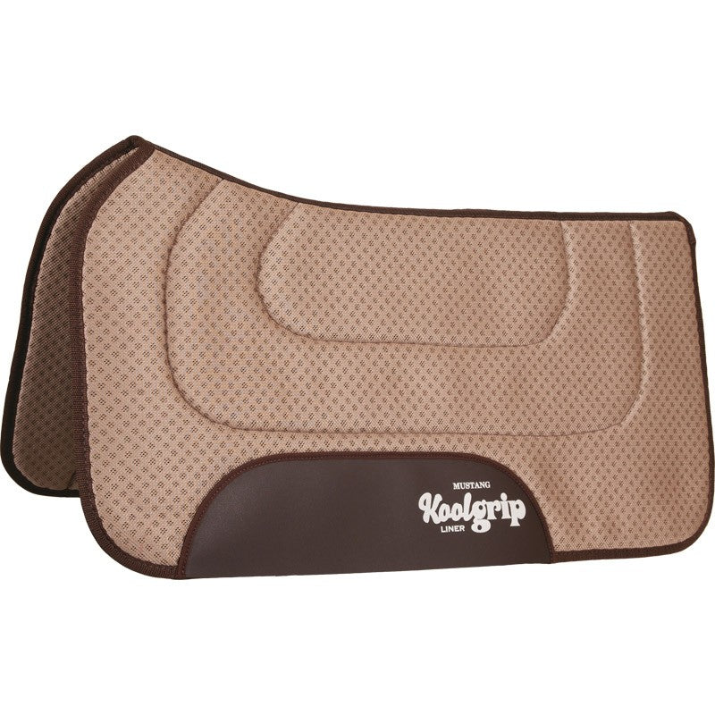 Mustang Kool Grip Saddle Pad