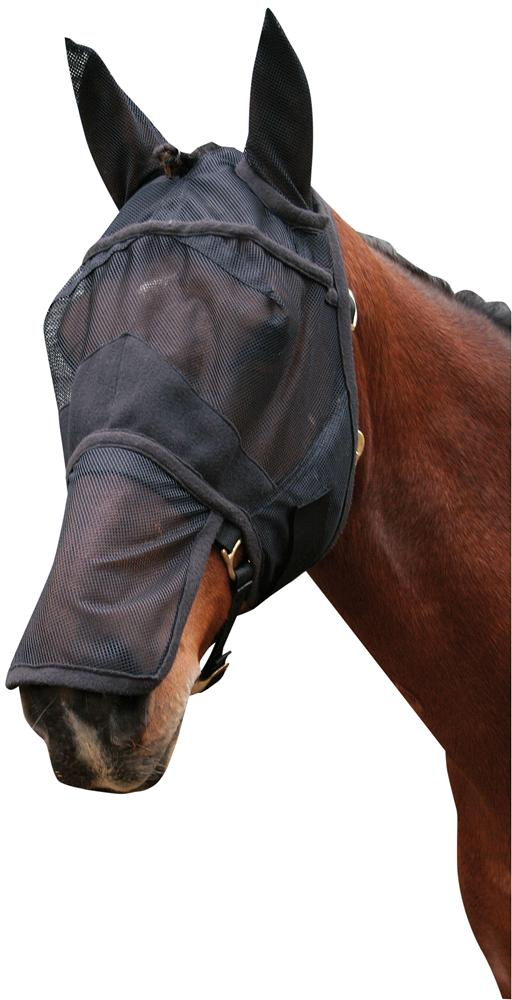 Harry's Horse Fly Mask with Ears & Nose