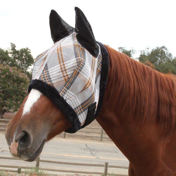 Kensington Signature Fly Mask with Ears