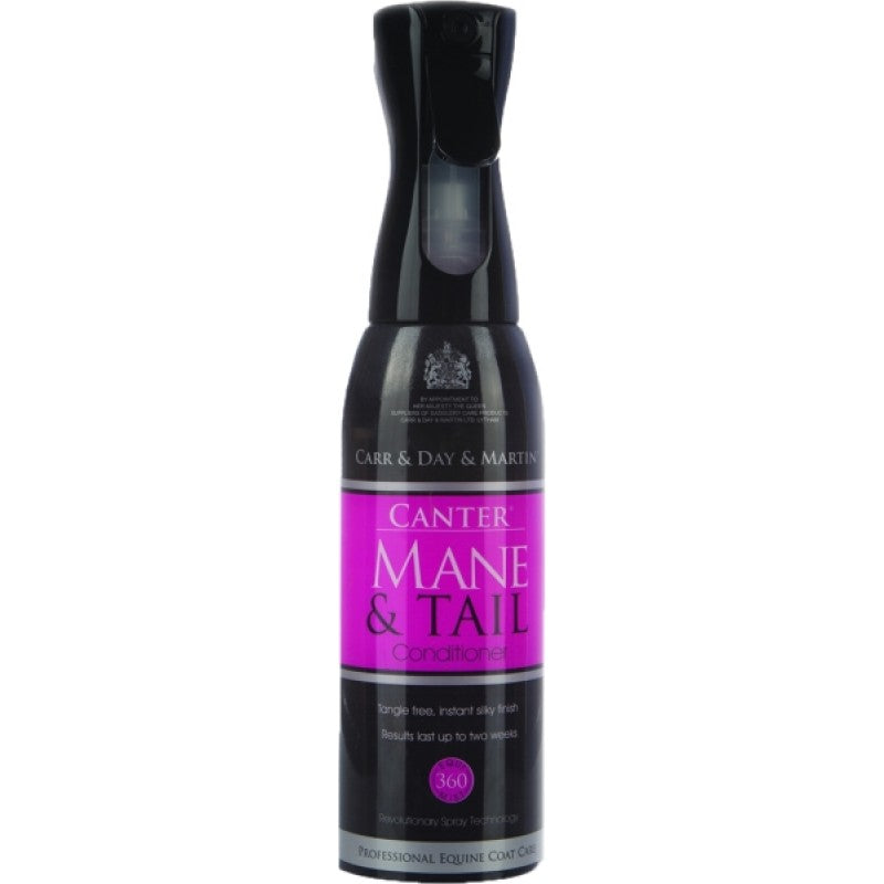 CARR & DAY & MARTIN Equimist 360 Canter Mane and Tail Conditioner Spray, 600 ML
