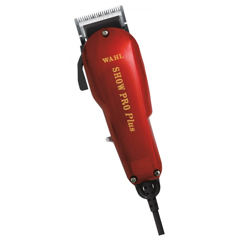 WAHL Show Pro Plus Horse Clipper Kit with BONUS Face Brush