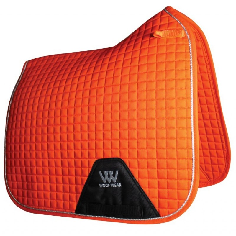 WOOF Color Fusion DRESSAGE English Saddle Pad